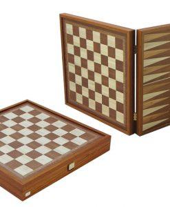 Комплект шах, табла и дама Manopoulos