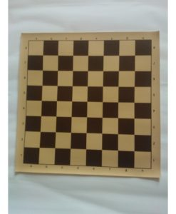 Винилова шахматна дъска