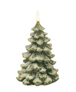 Свещ коледно дръвче