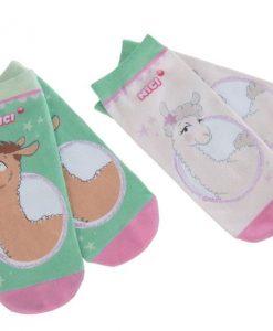 Чорапи с лама Dalia and Luis