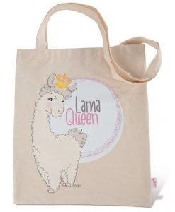 "Чанта за шопинг с Лама Dalia ""Lama Queen"""