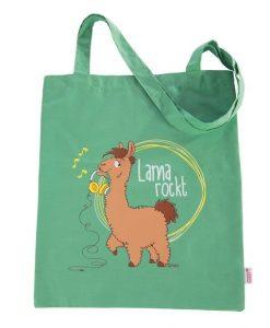 "Чанта за шопинг с Лама Luis ""Lama rockt"""
