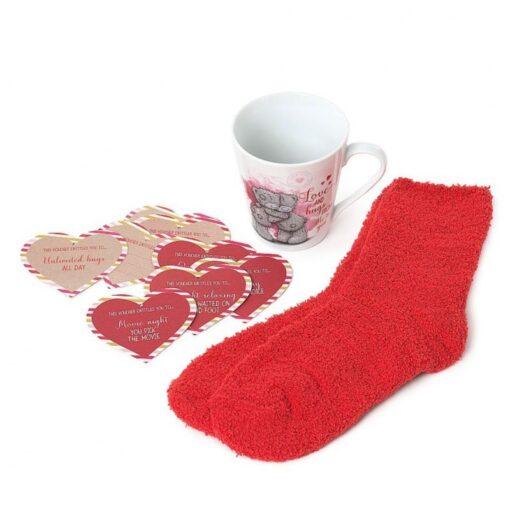 К-т чаша с чорапи