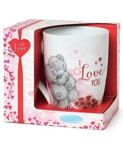 Чаша с мечета в подаръчна опаковка I LOVE YOU VDAY