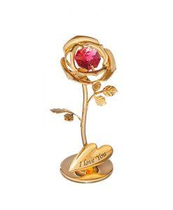 Мини роза злато