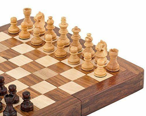 Магнитен шах сгъваем