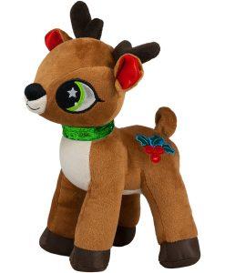 Коледно еленче тъмно къфяво