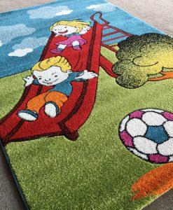 Детски килим кидс деца релефен