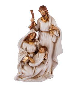 Статуетка Св. семейство от порцелан