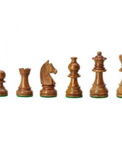 Фигурки за шах от палисандър големи