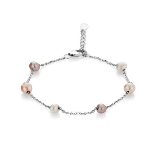 Гривна перли, 3 цвята