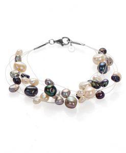 Гривна барокови перли