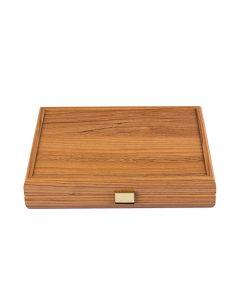Кутия от орех с две тестета на Manopoulos