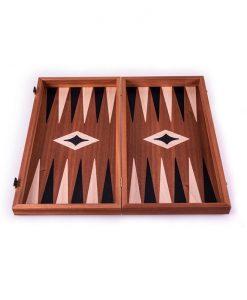 Луксозна дървена табла и шах