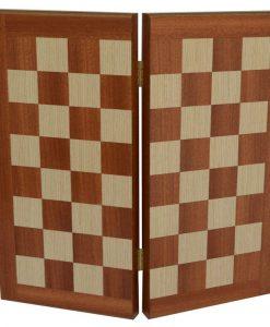 Табла и шах махагон 38 x 20 на Manopoulos от махагон