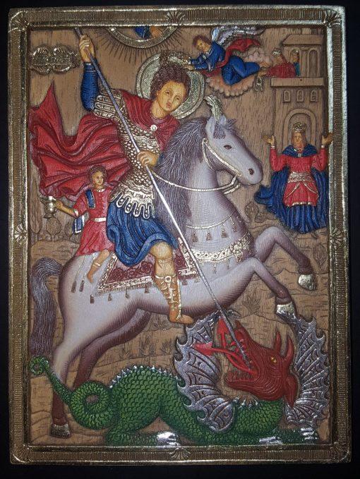 Икона св. Георги Победоносец