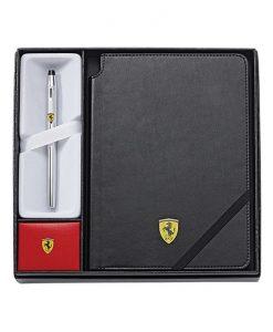 Комплект ролер Cross Ferrari Century II + черен тефтер Cross Ferrari , в подаръчна кутия