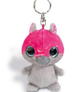 Плюшен ключодържател Nici – Hippo Itomu е малък сладък хипопотам, който може да послужи като подарък за близък човек или за самите вас. Височина: 9 см. Материал: плюш