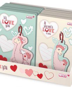 Картичка Nici - La-La-Lama Love
