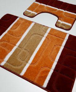 килимче за баня квадрат тера