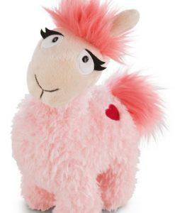 Плюшена играчка лама 23 см