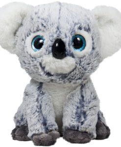 Седнала плюшена коала