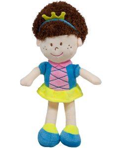Плюшена кукла с диадема